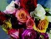 Rose Bouquet Art