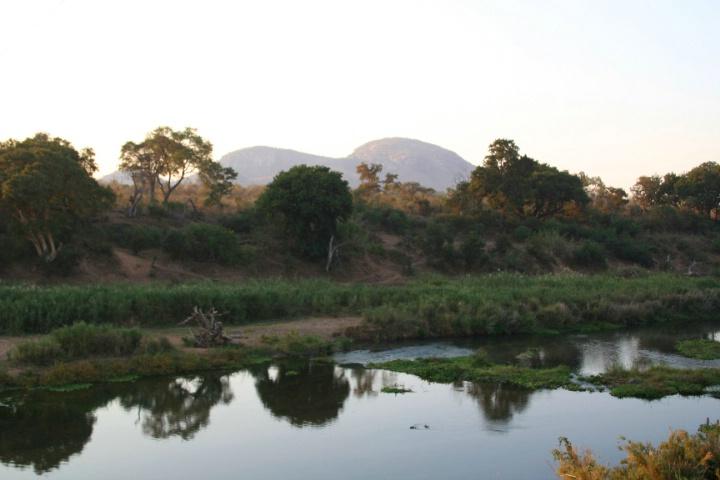 Crocodile River at Dusk