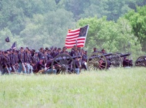 Infantry through Cannon's
