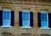 Windows in Blue