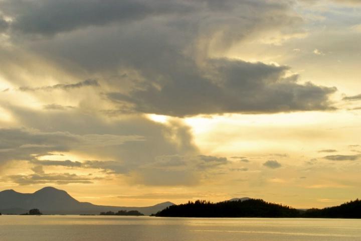 Sitka Sunset