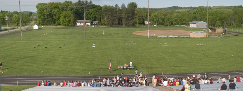 Panoramic Track & Field Day