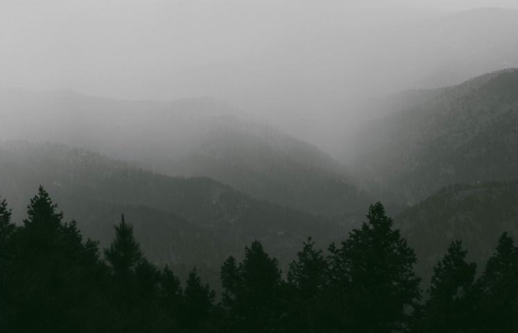 Cold Mtn Rain
