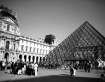The Louvre and th...