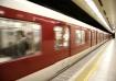 Departing Train