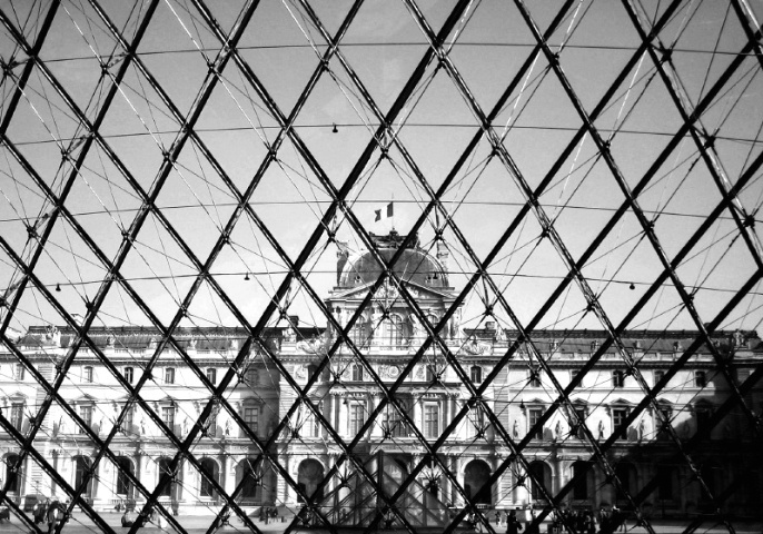 Through The Pyramid...