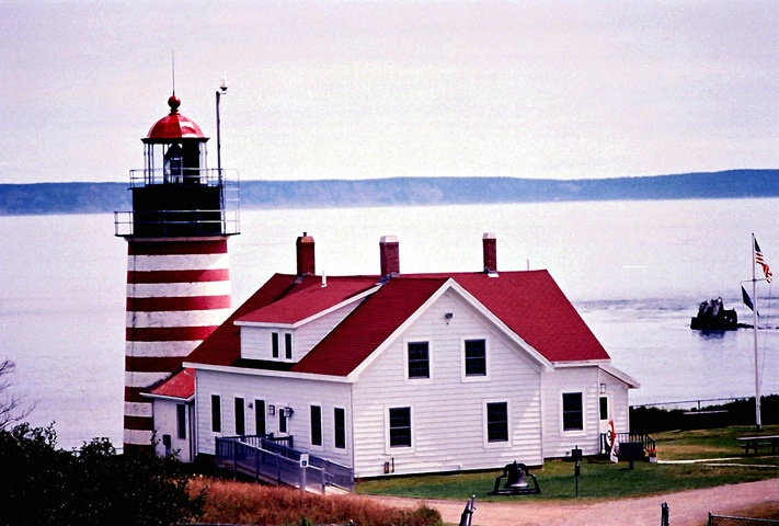 Saliors Candy(West Quoddy Head Light)
