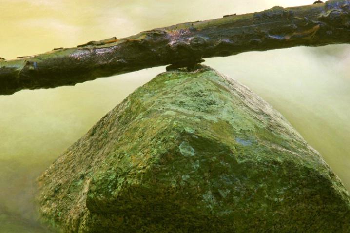Balancing Rock & Branch - ID: 995776 © Sharon C. Nickodem