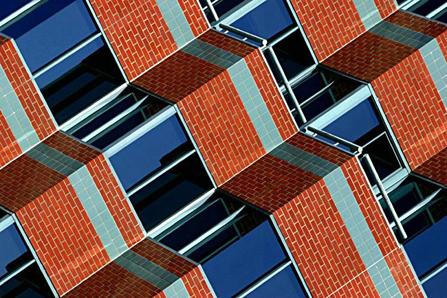 Bricks, Glass, and Angles