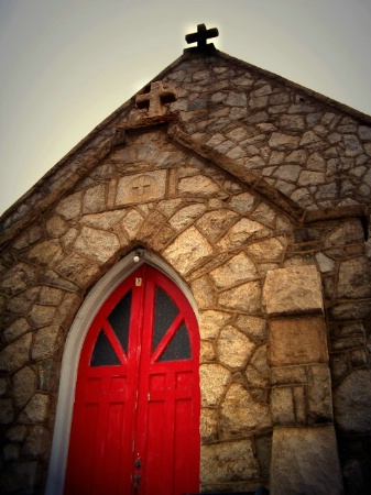 On Holy Ground...