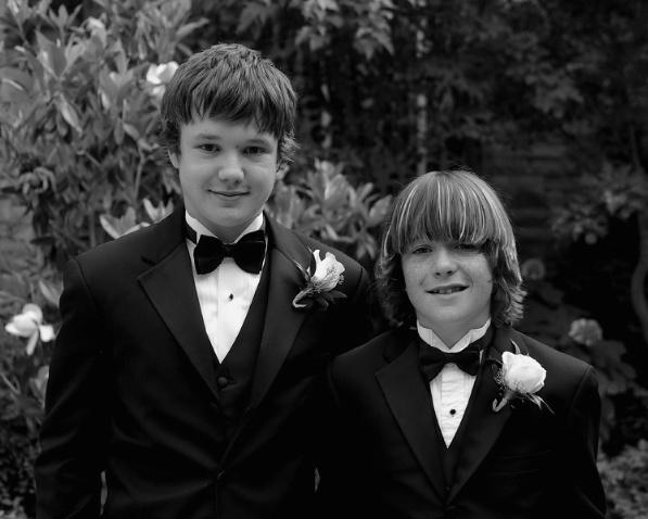 Evan & Connor