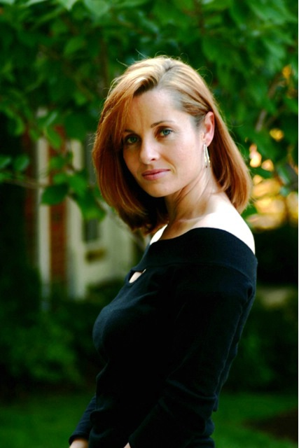 my beautiful wife....