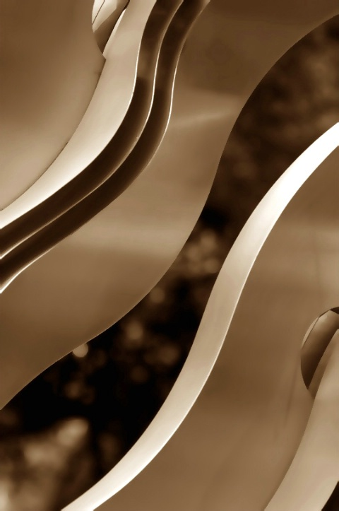 Curved Abstract