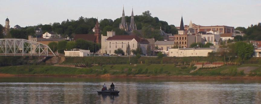 Fishing on the Susquehanna