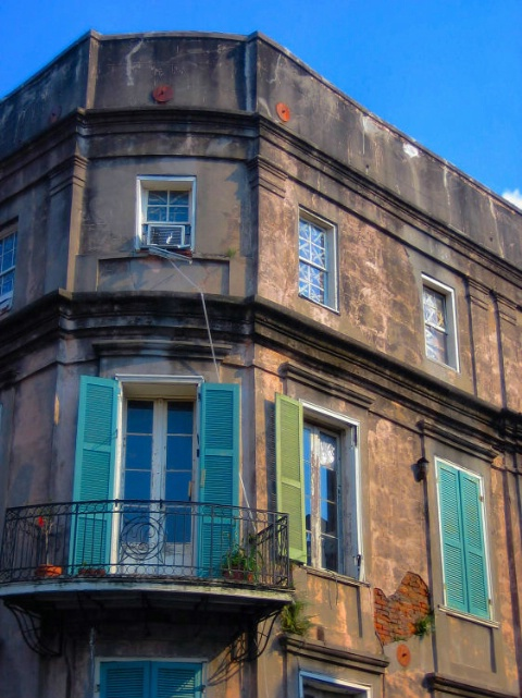Old New Orleans Building