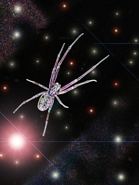 Aliens Among Us - Add lense flares