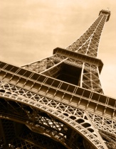 Eiffel Tower Antique