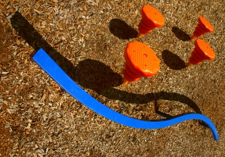 ...playground twister....