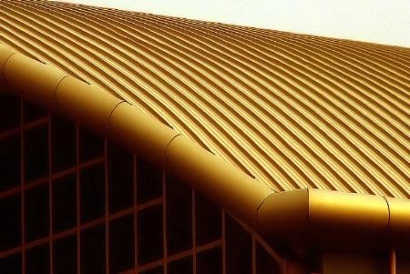 Curving Golden Lines