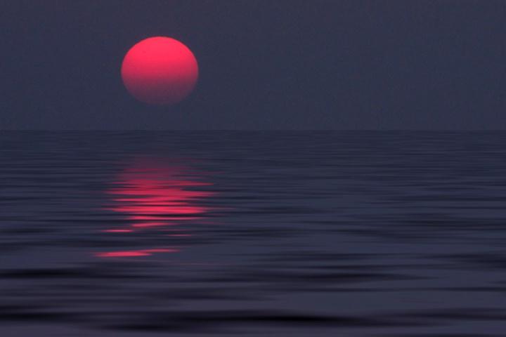 Lonely Sunrise