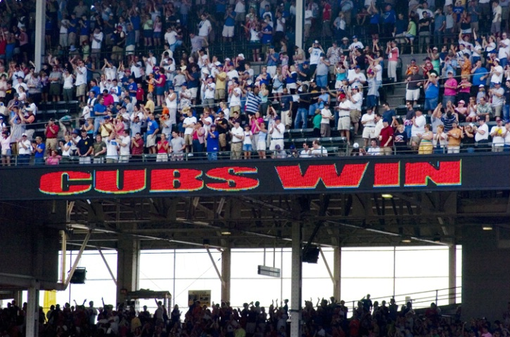 Grabber - Cubs Win!