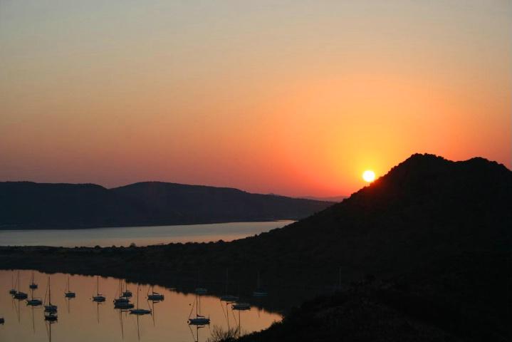 Gariep sunrise