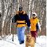 © Heather Robertson PhotoID# 1096594: Winter hiking