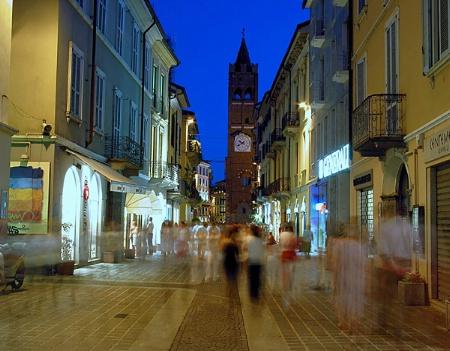 Monza - City centre