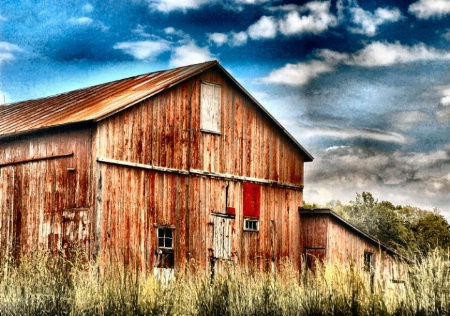 """The Old Barn"""