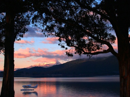 Te Anau Sunrise 2, NZ