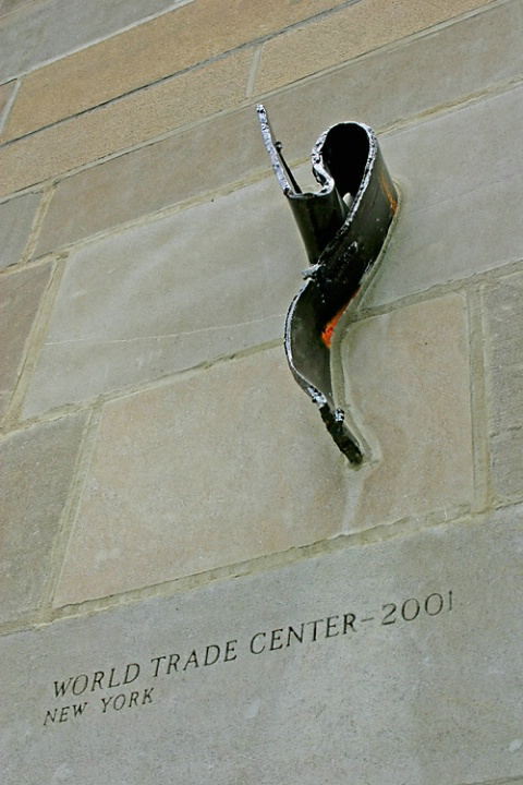 Chicago Tribune Tower Detail