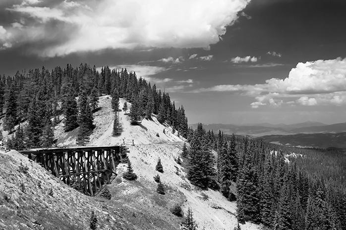Rollins Pass - Fraser, Colorado 7-20-05 - ID: 1115663 © Robert A. Burns