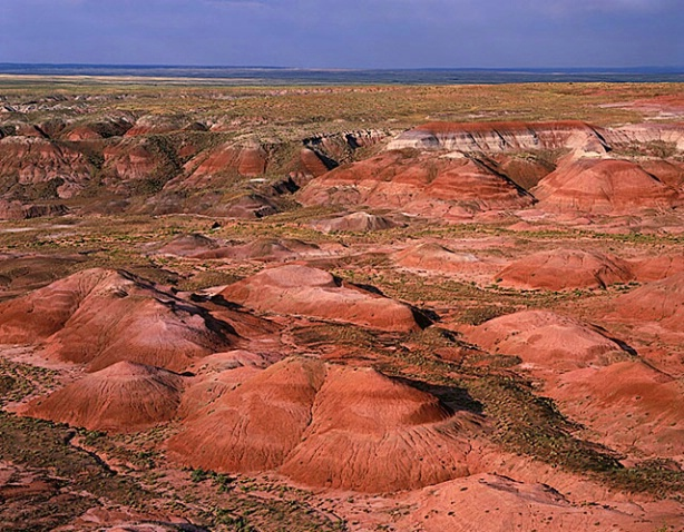 Painted Desert - ID: 1126045 © Brian d. Reed
