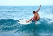 Enjoy surfing