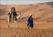 Dunes of Merzouga