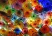 Flower Glass Ceil...