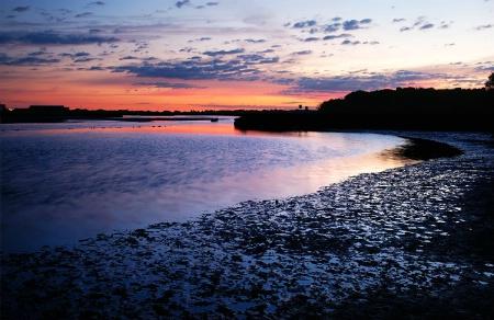 Sunrise at Gray's Beach