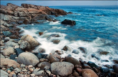 Shoreline, Acadia National Park