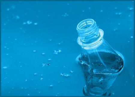 Bottled message?