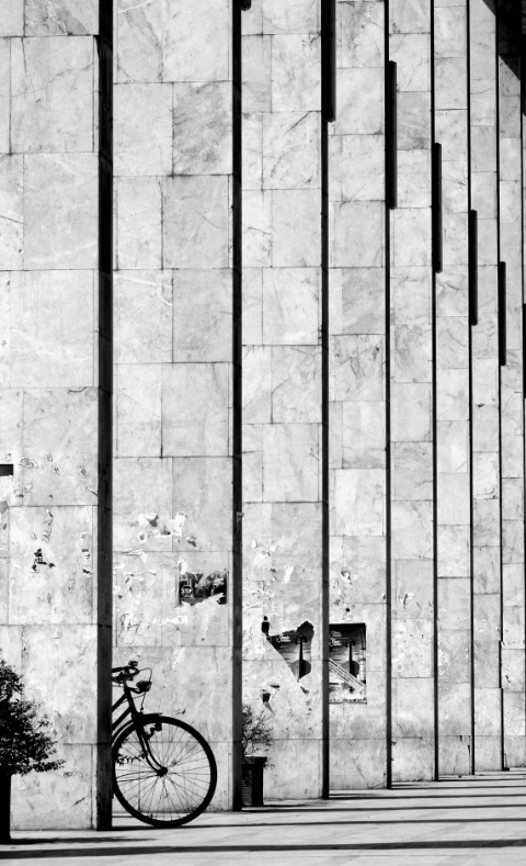Forget Columns - ID: 1171737 © Ilir Dugolli