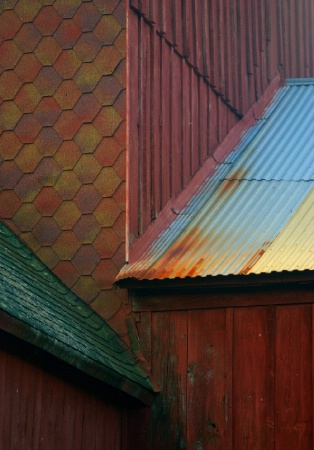 Barn Geometry 1