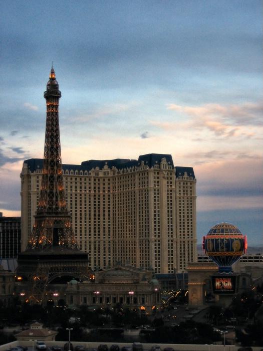 Paris Through Las Vegas' Eyes