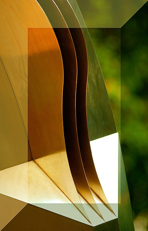 Bevelled Abstract
