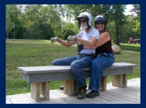 On the Geriatric Motorcycle