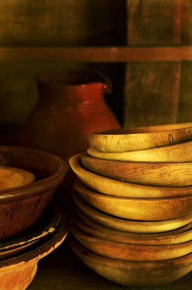 Wooden Bowls - ID: 1202762 © Loan Tran
