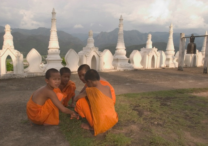 Monks-to-be