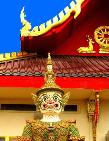 Temple Guard Face 3