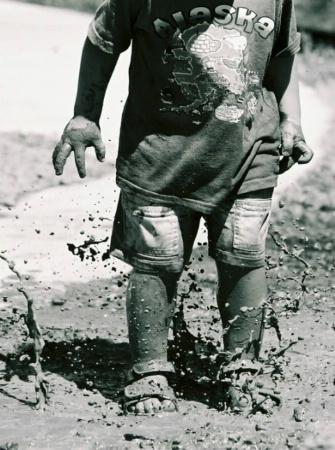 Mud Jumping