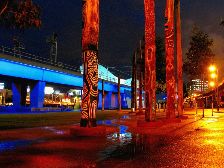 Totems of Yarra