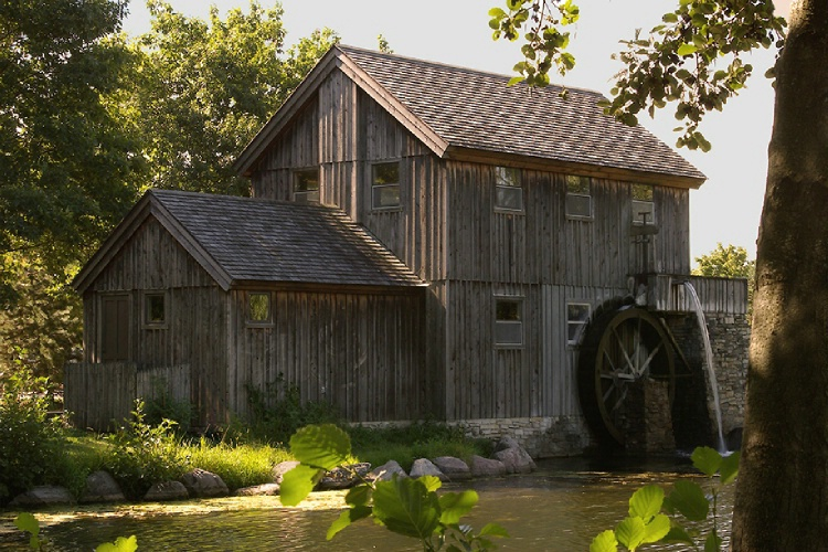 The Mill at Midway , adjused and re-submitted